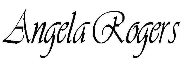 Angela Rogers's Signature