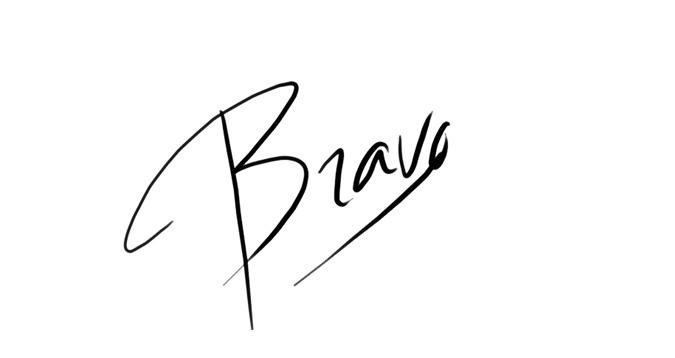 Macarena Bravo's Signature