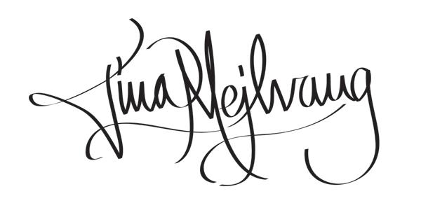 Tina Mejlvang's Signature
