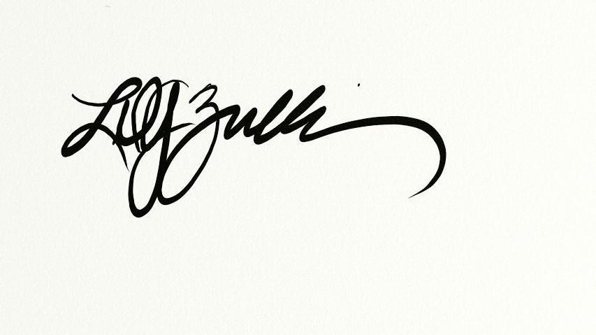 Lynnette Zulli's Signature