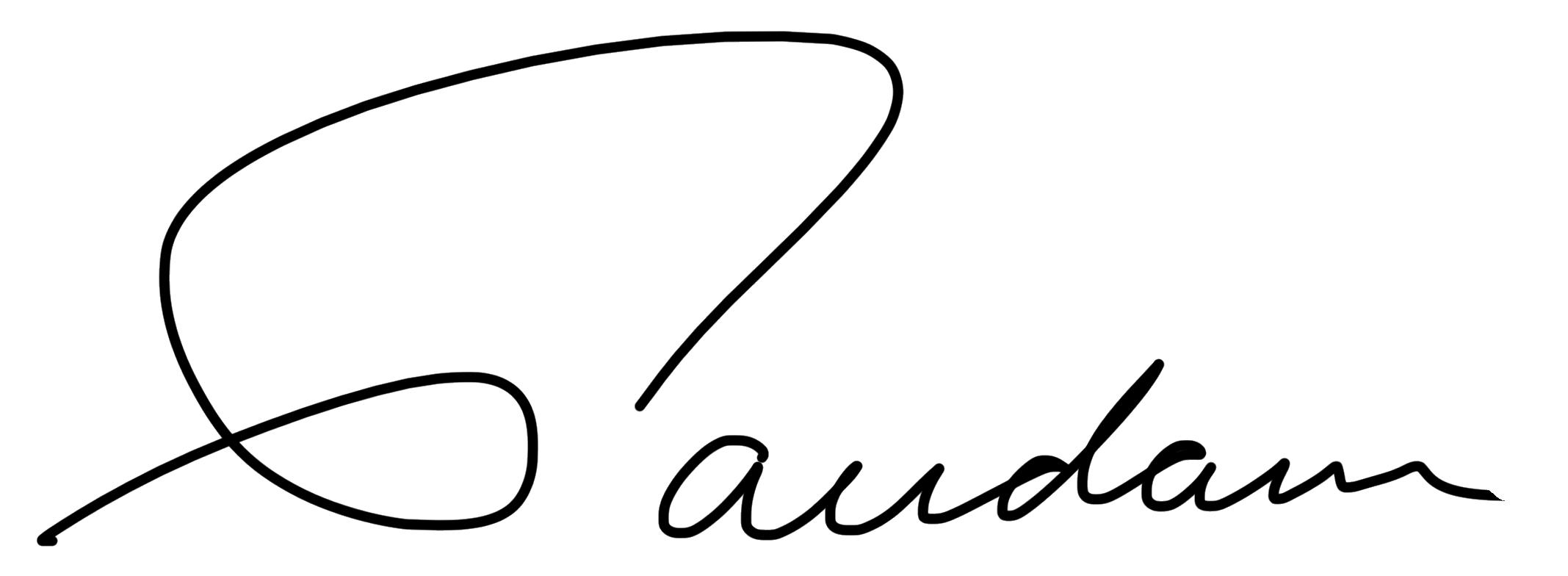 Mike Gaudaur's Signature
