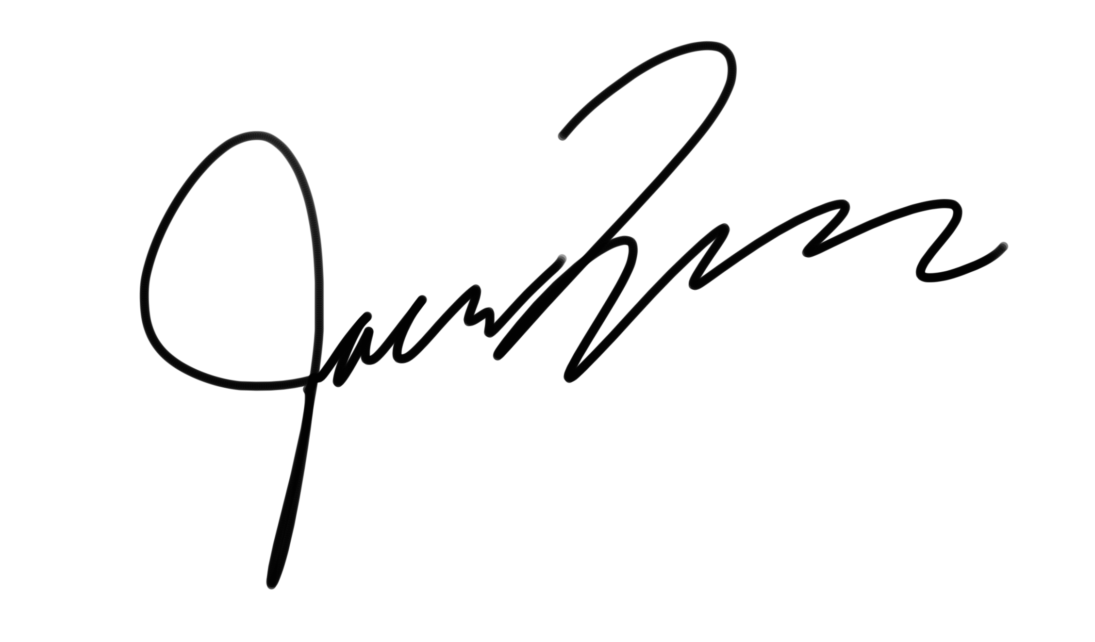 Jake Popek's Signature