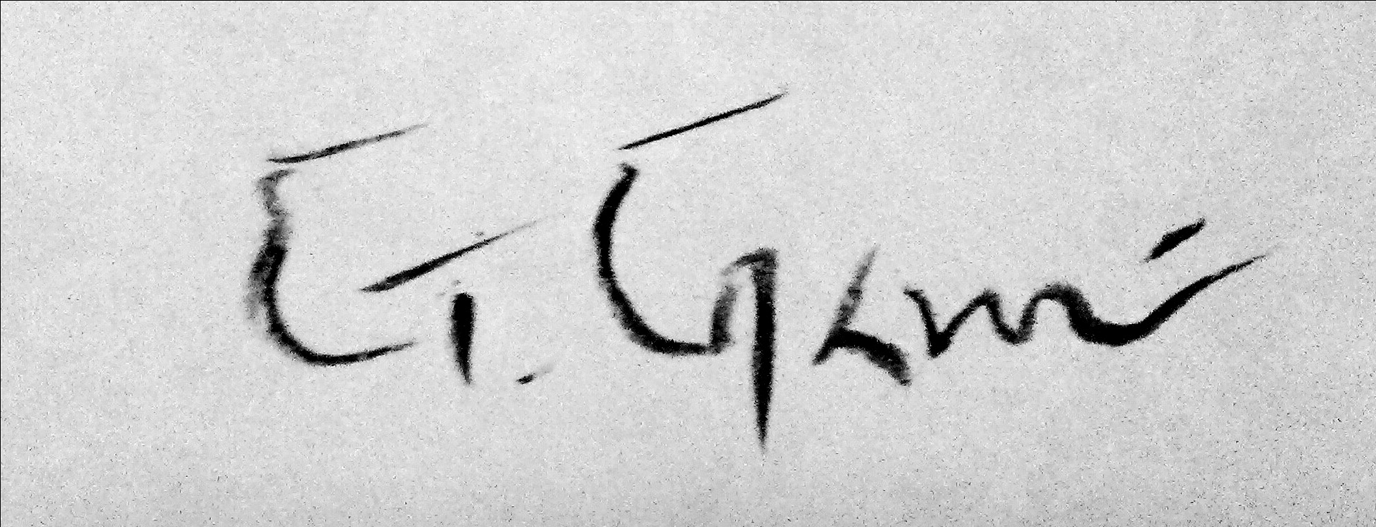 stella spanou's Signature