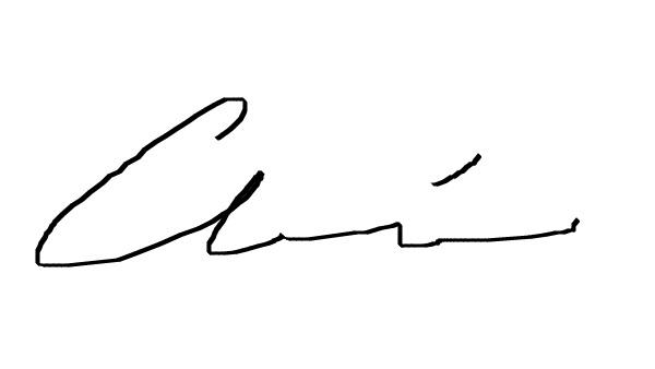 Araina Goldsby's Signature