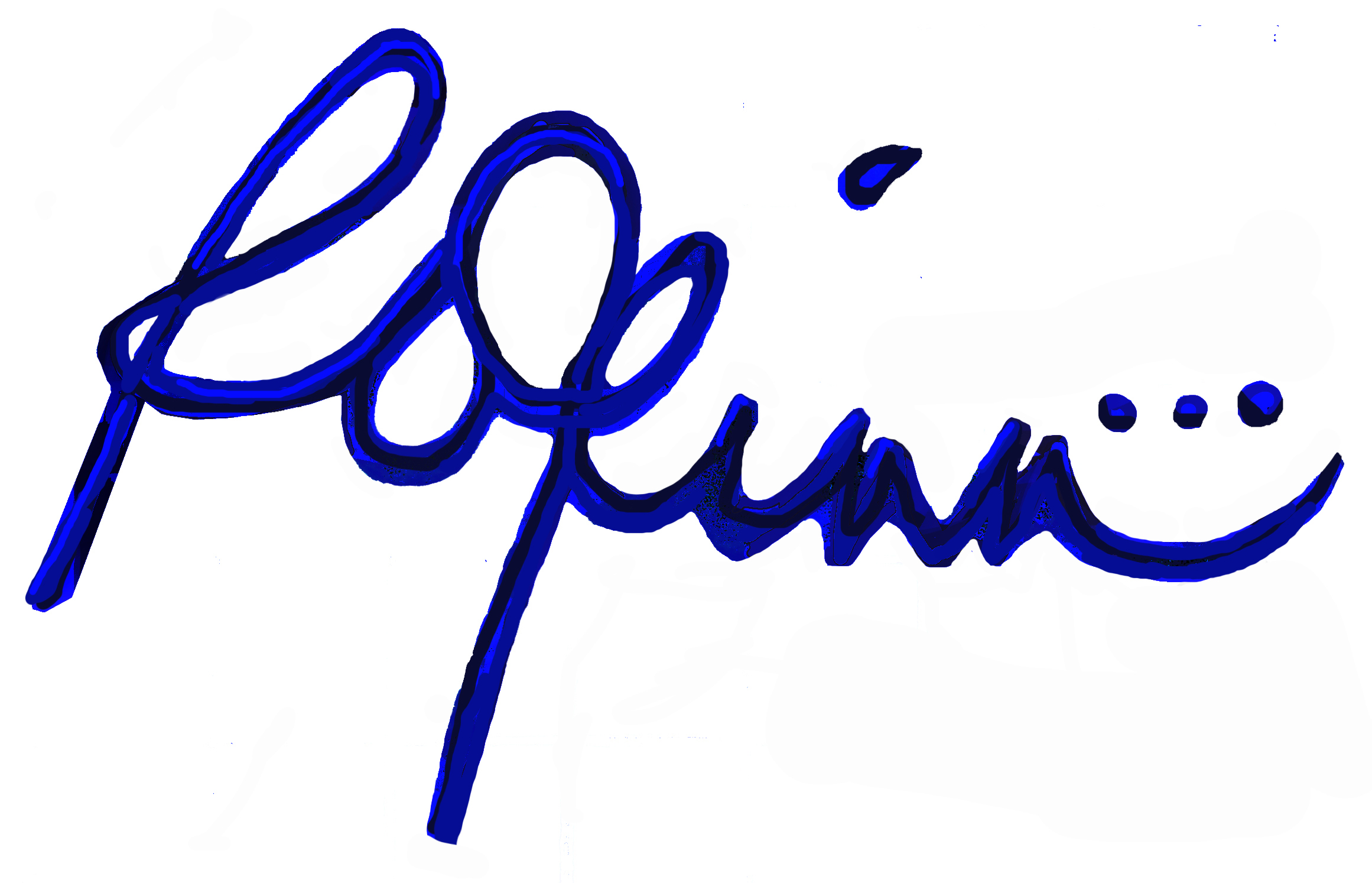 Richard Flinn's Signature