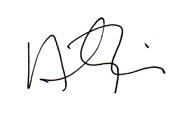 Peter Antos's Signature