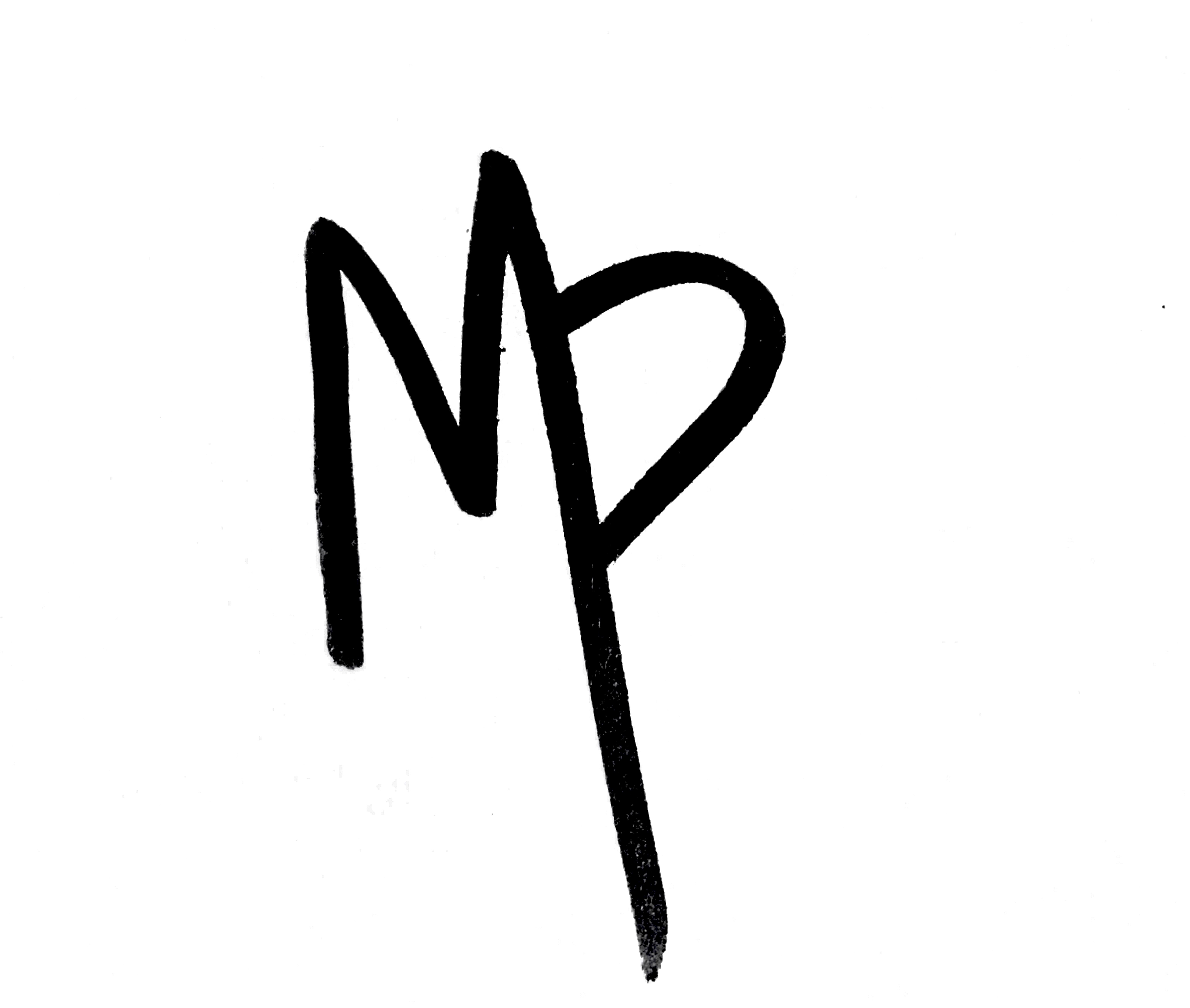 paula frança's Signature