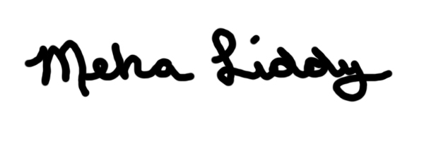 Meka Liddy's Signature