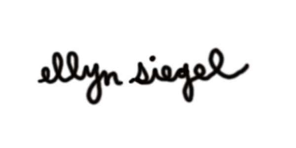 Ellyn Siegel's Signature