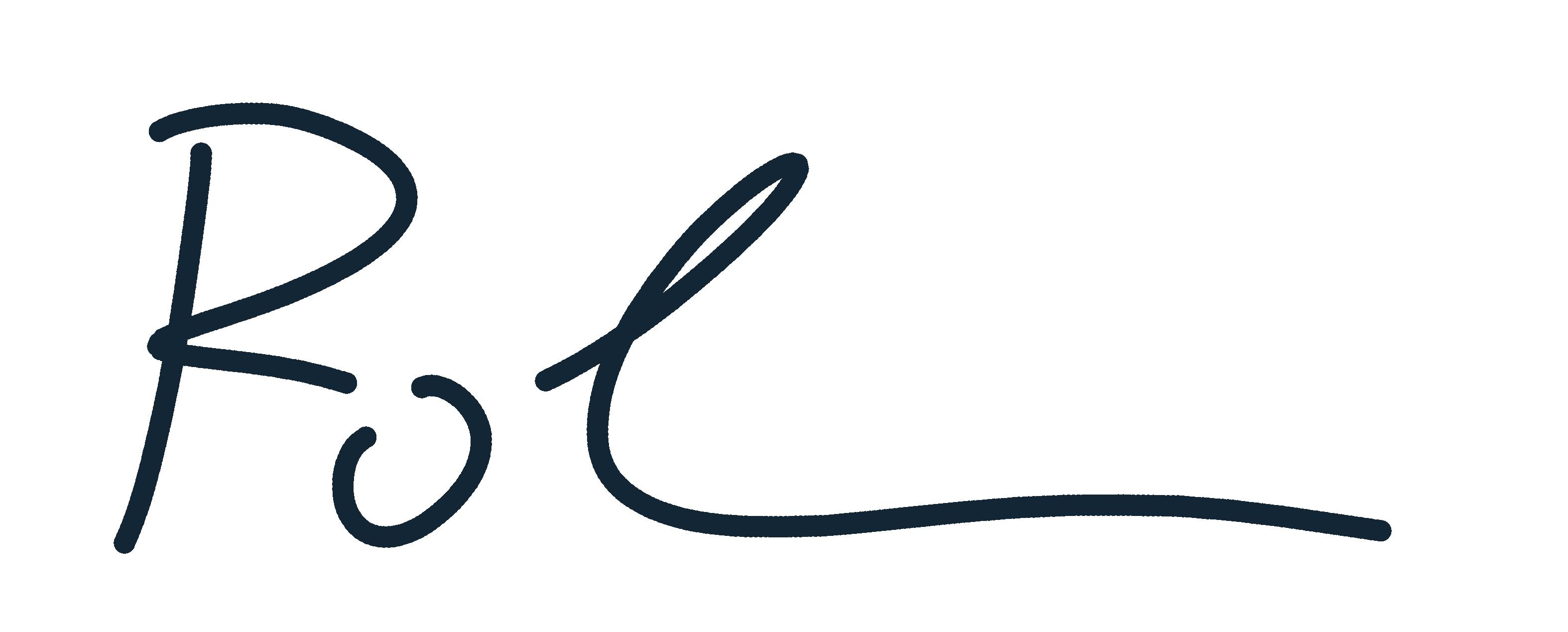 Roberto Salodini's Signature