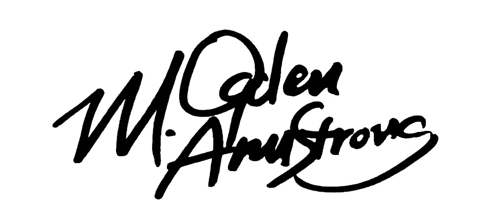 Mary Armstrong's Signature
