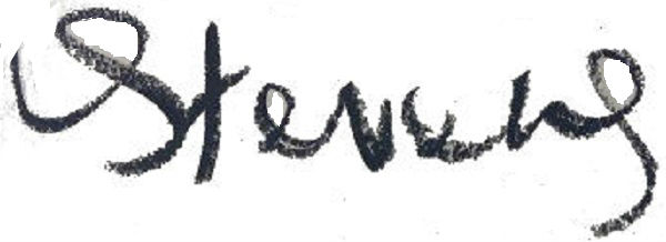 Lynda stevens's Signature