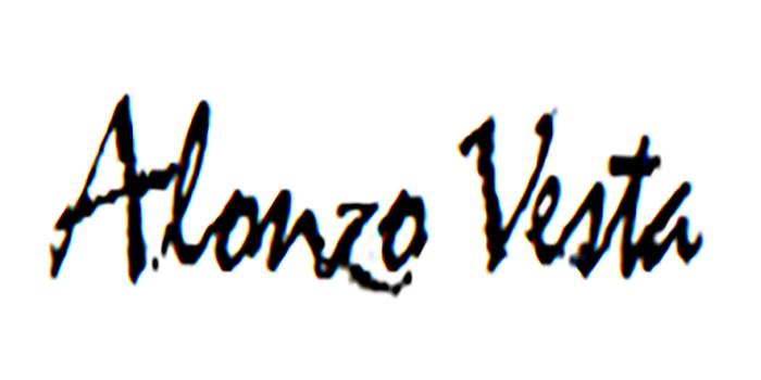 Alonzo Vesta's Signature