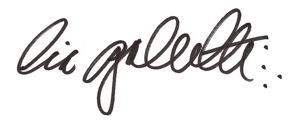 LIA GALLETTI's Signature