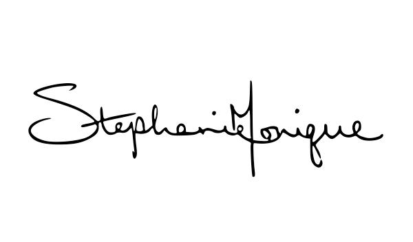 Stephanie Monique Sianen's Signature