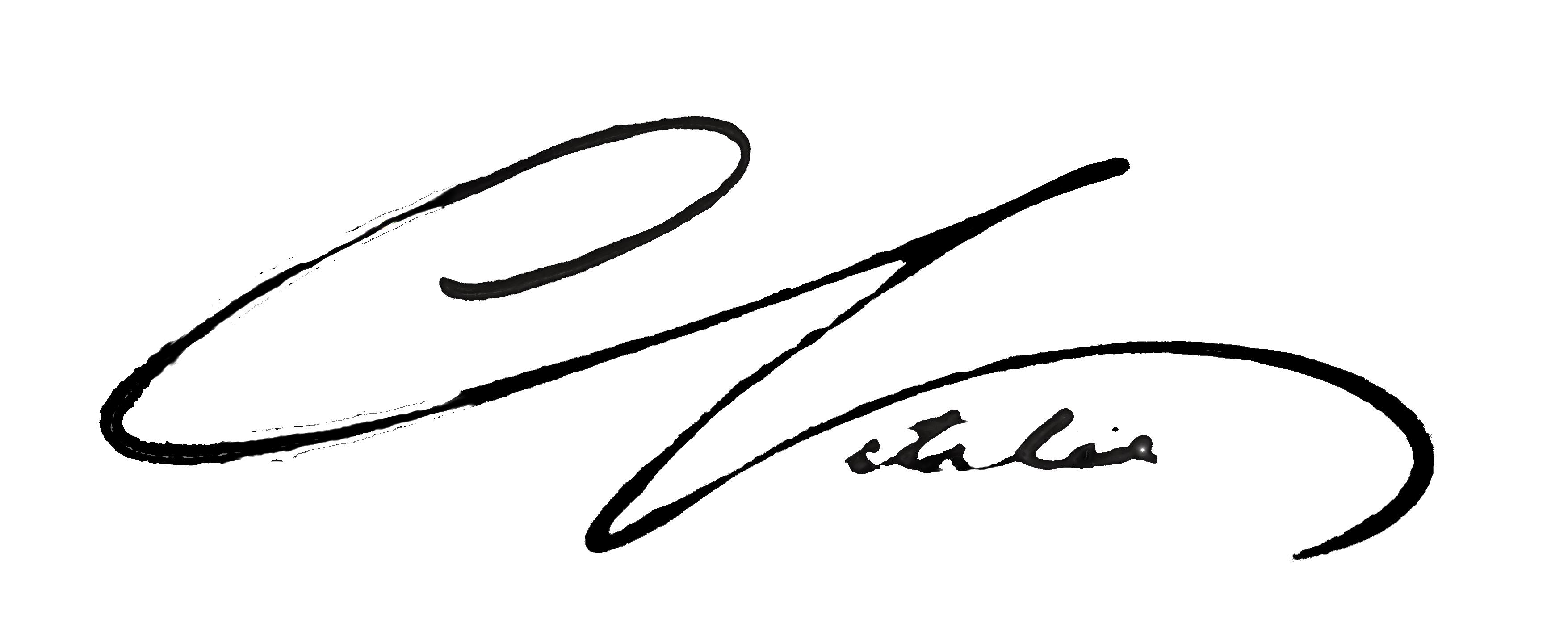 Natalie Mund's Signature