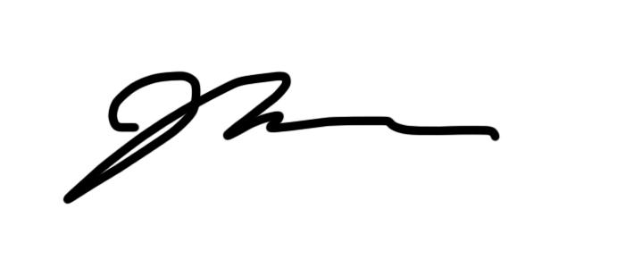 john ryan's Signature