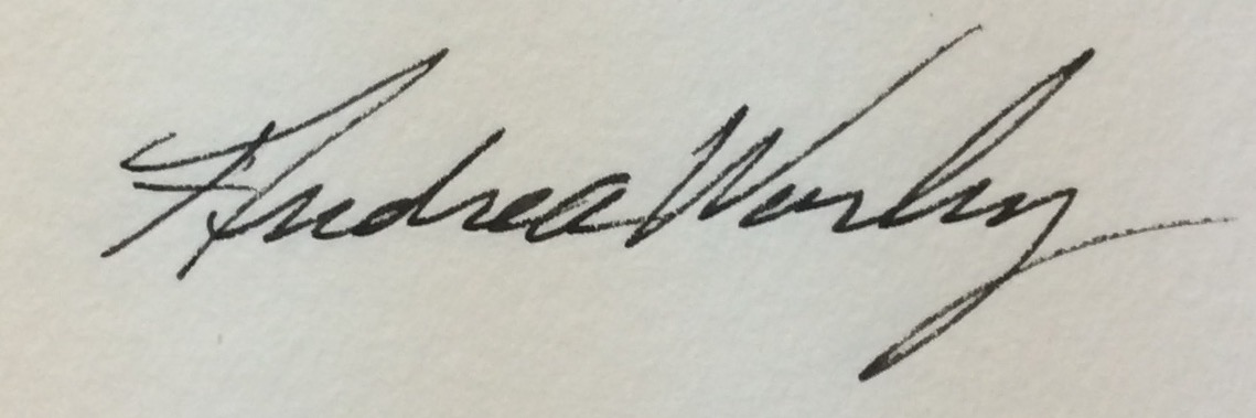Andrea Worley's Signature
