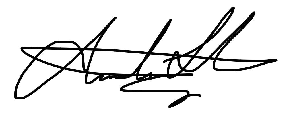 Amanda Howe's Signature