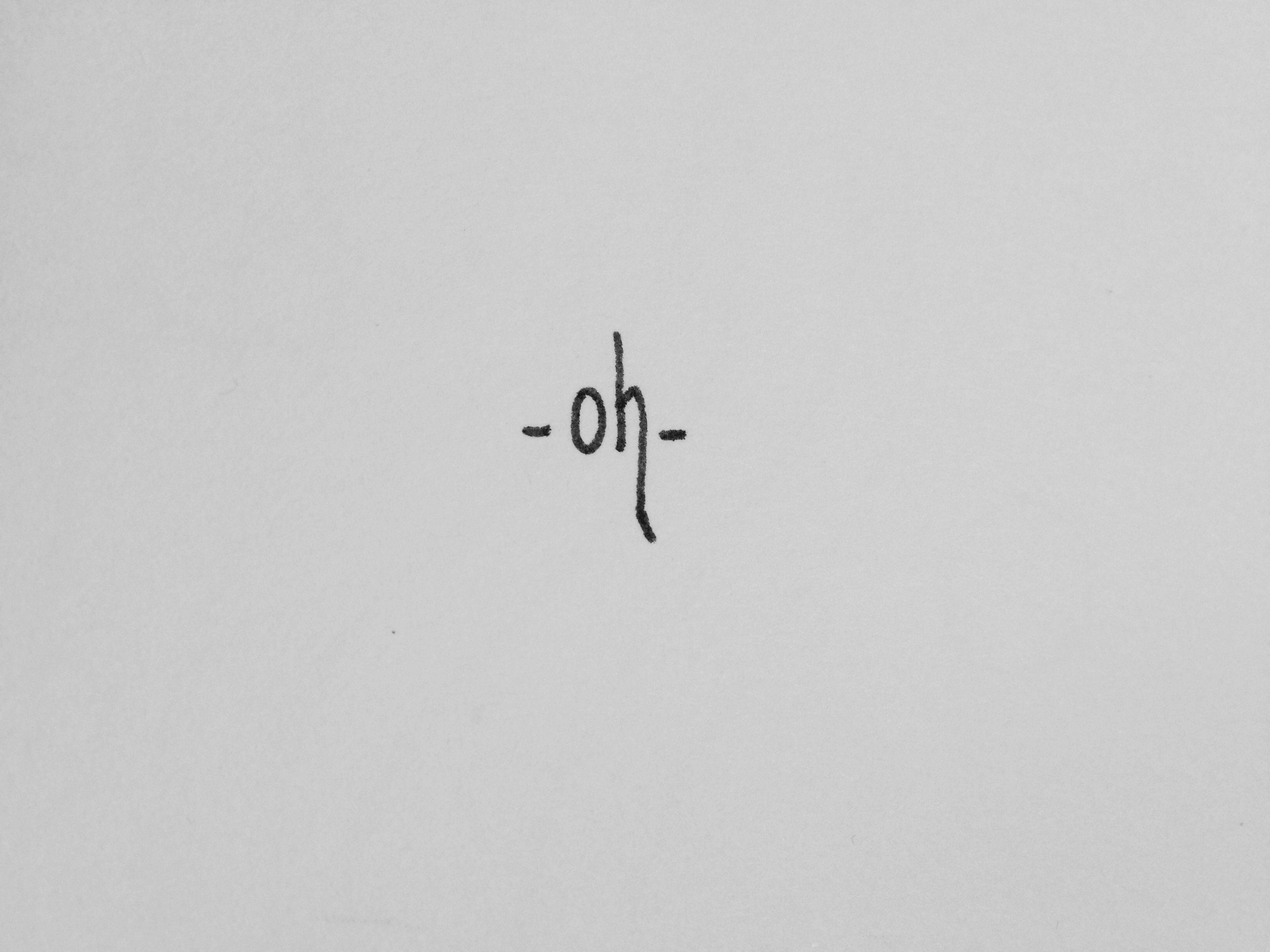oh's Signature