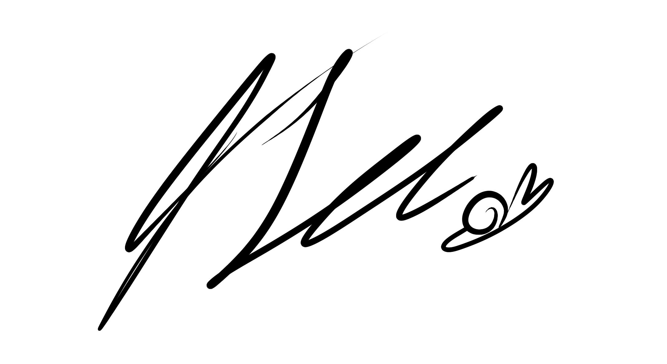 Jordan Perry's Signature