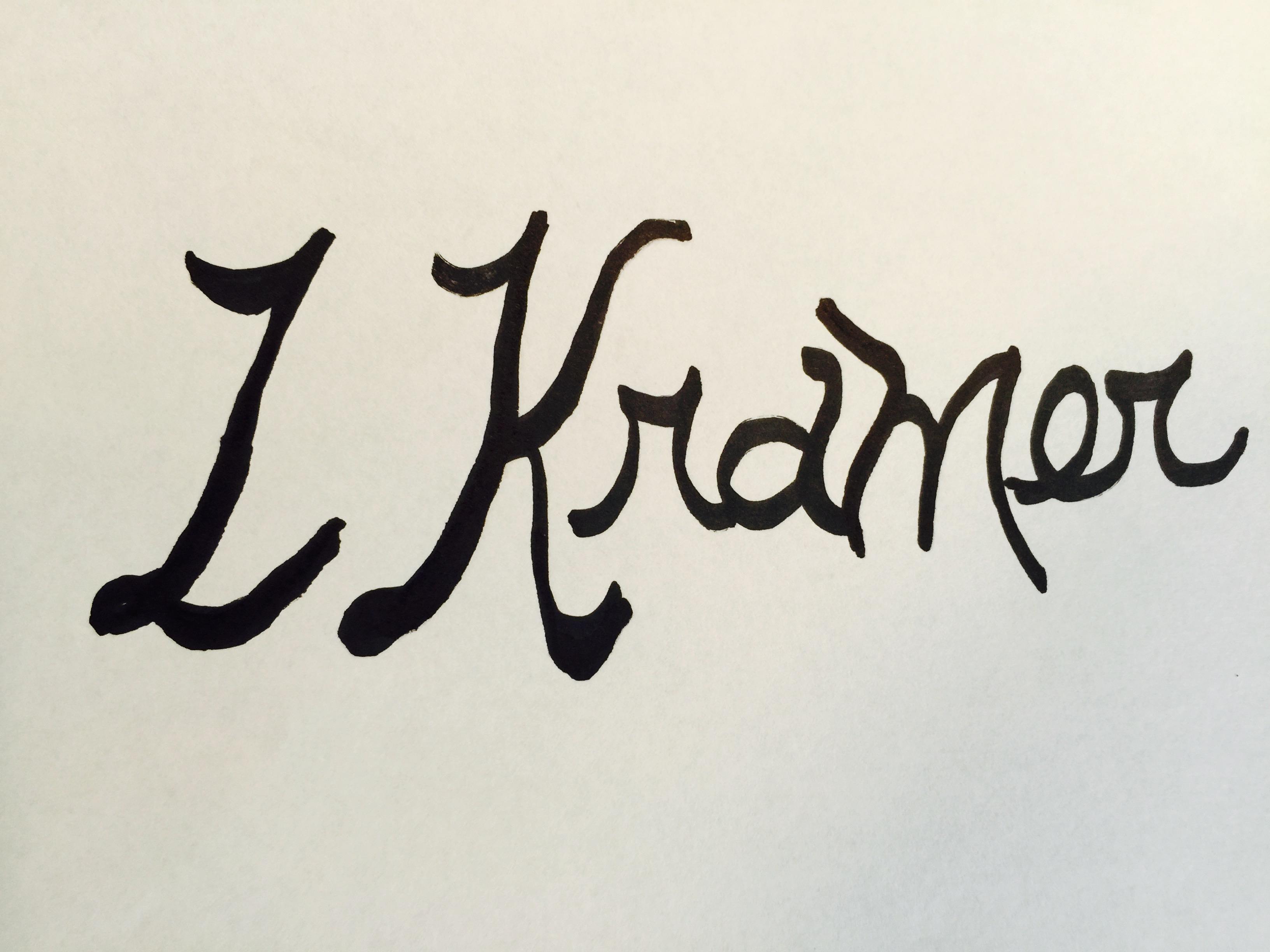 Lisa Kramer's Signature