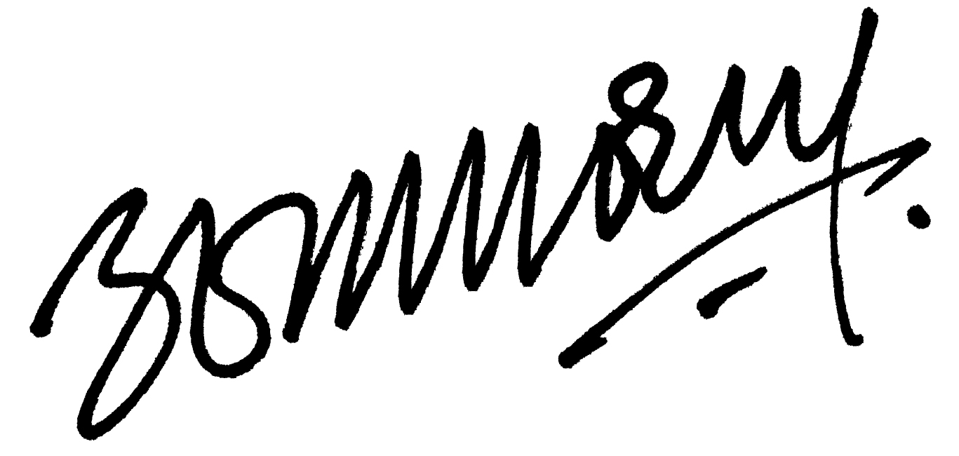 AJAY CHAVAN's Signature