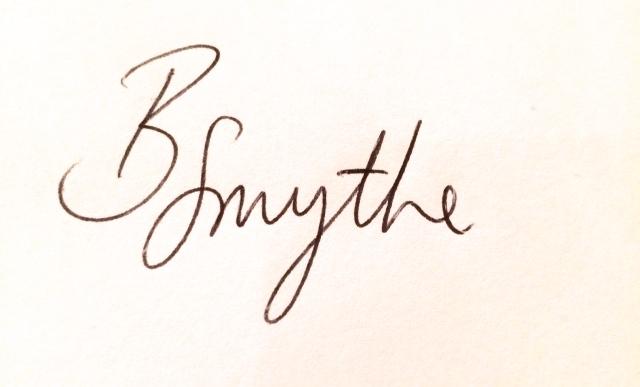 Brenda Smythe's Signature