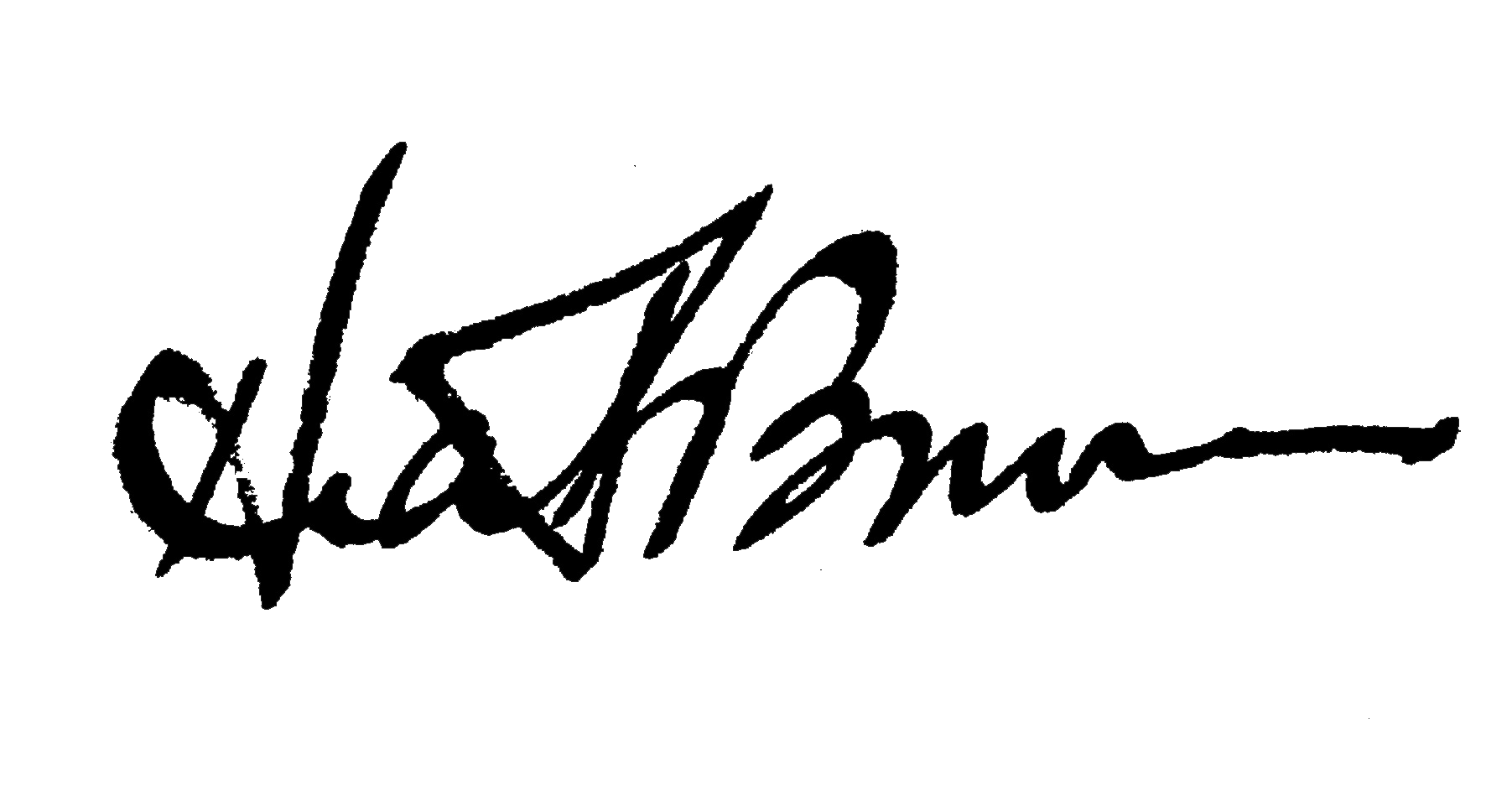 Heather Brown's Signature