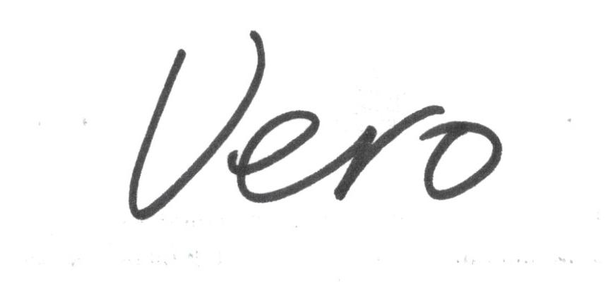 Veronica Maldonado's Signature