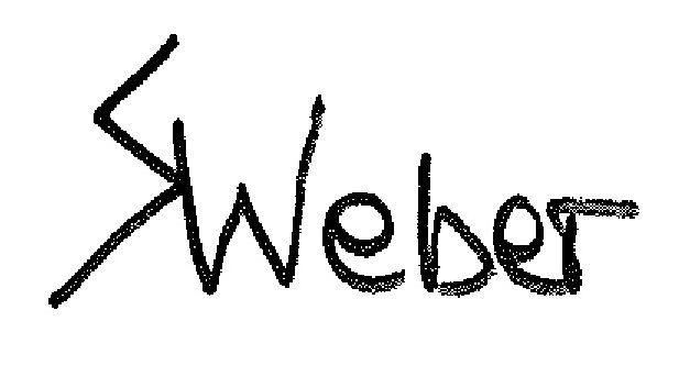 Susie Weber's Signature