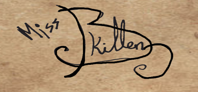Britain Kitten's Signature
