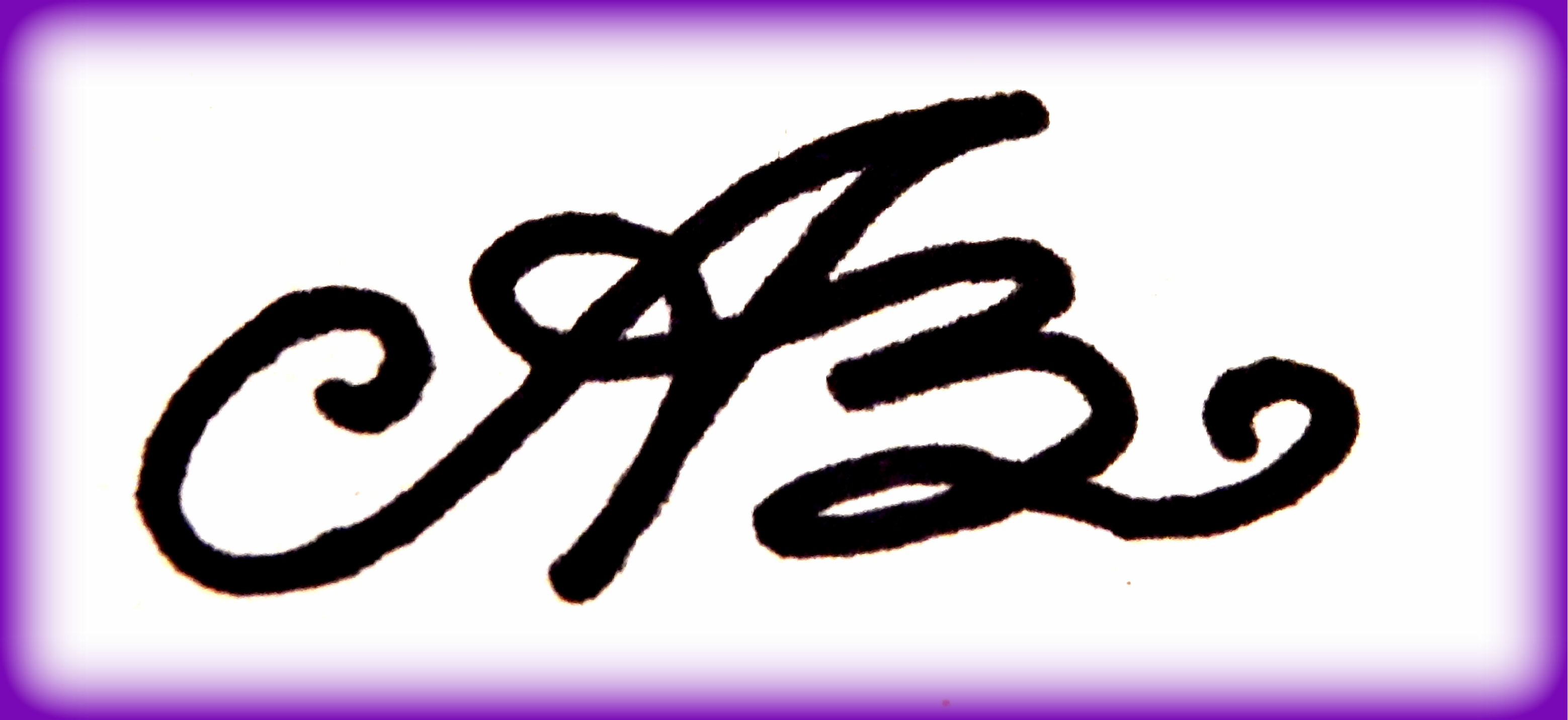 April Barci's Signature