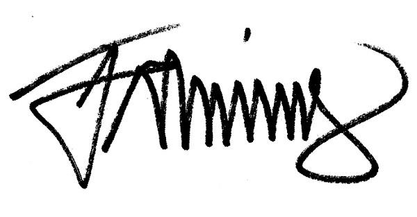 Jay Maninang's Signature