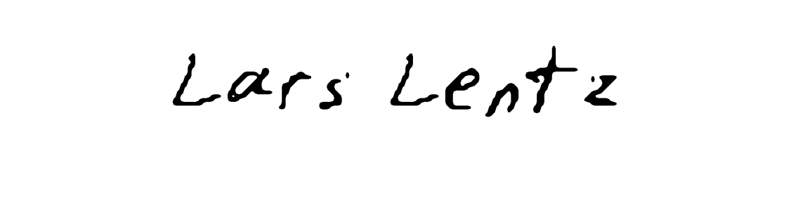 Lars Lentz's Signature