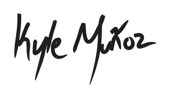 Kyle Munoz's Signature