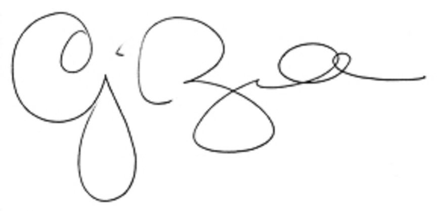 Chelsea balzer's Signature