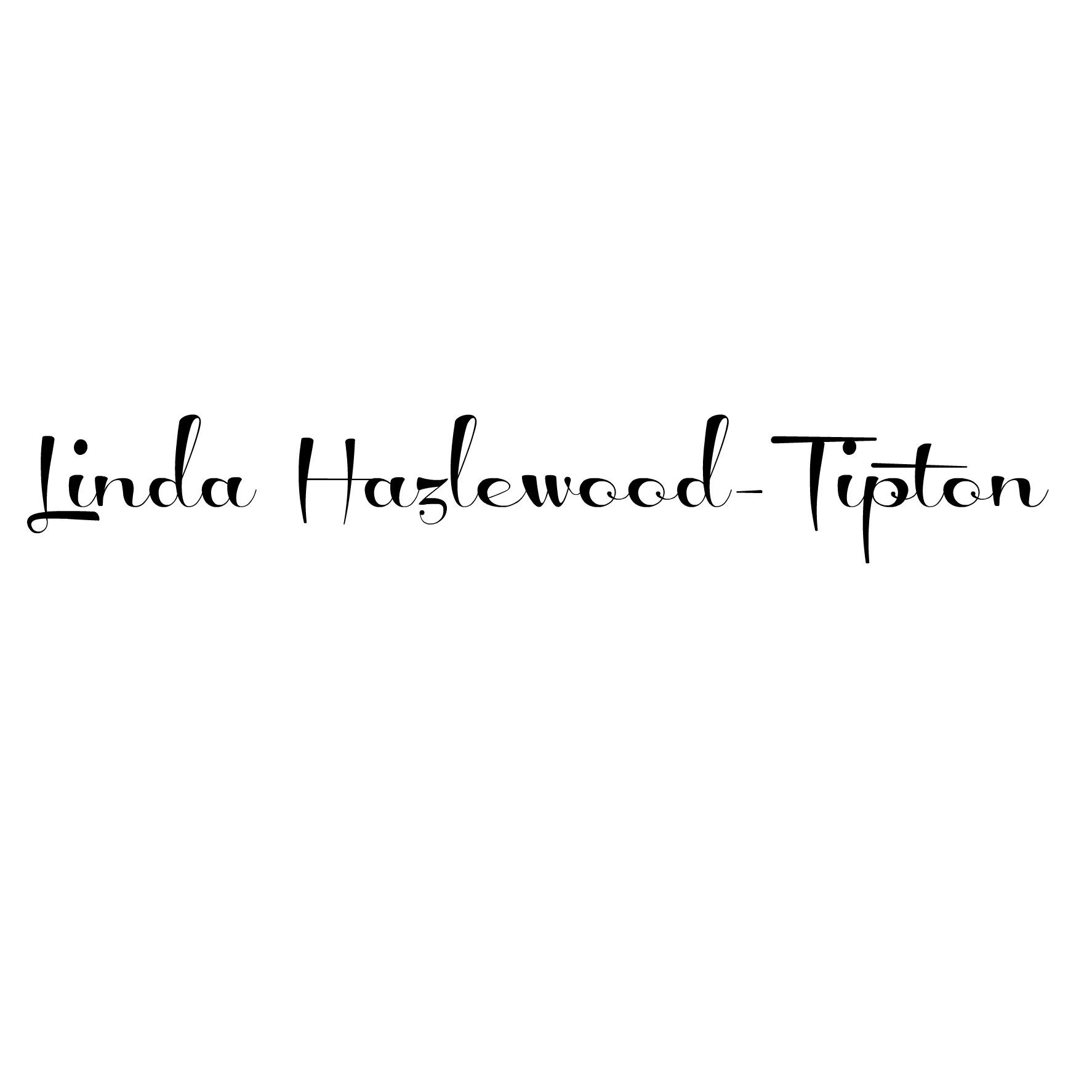 linda tipton's Signature