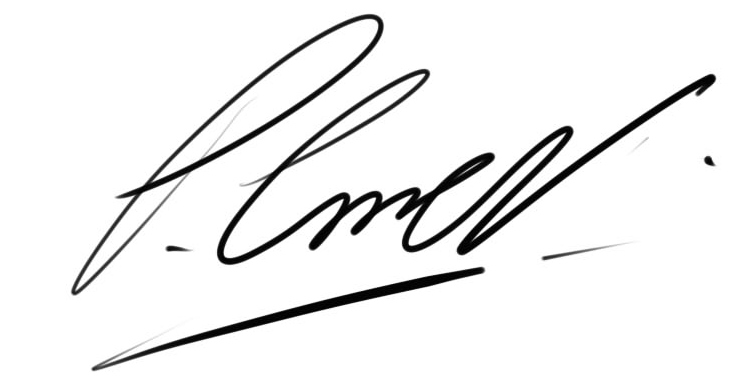 PAUL COVELL's Signature
