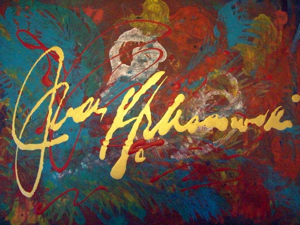 Judy Krassowski's Signature