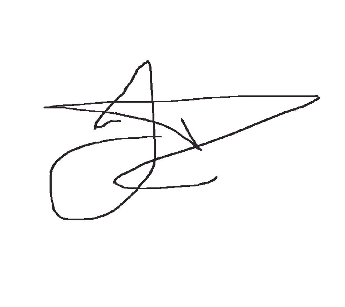 Jennie Doyle's Signature