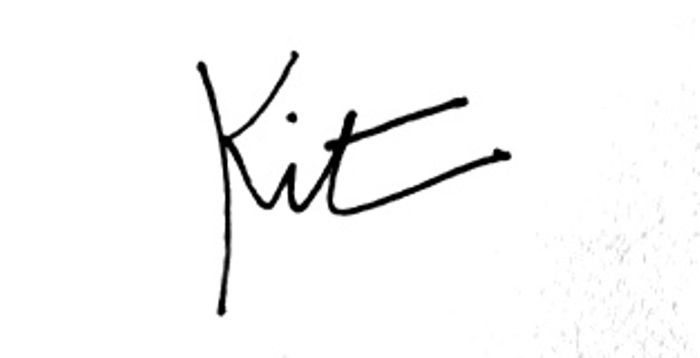 Kit Casey's Signature