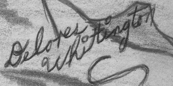 Delores Whittington's Signature