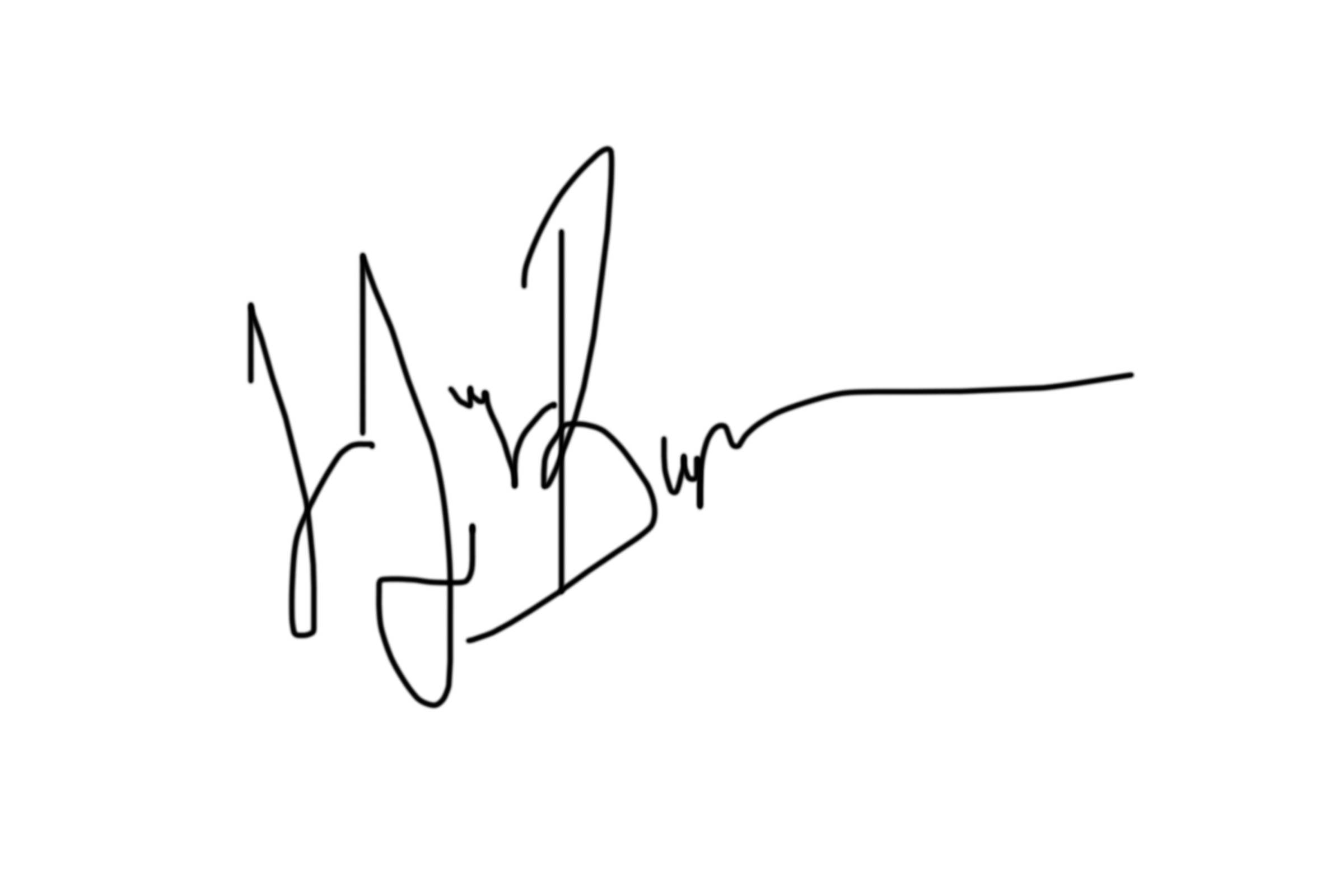 jessica JAY JAMES's Signature