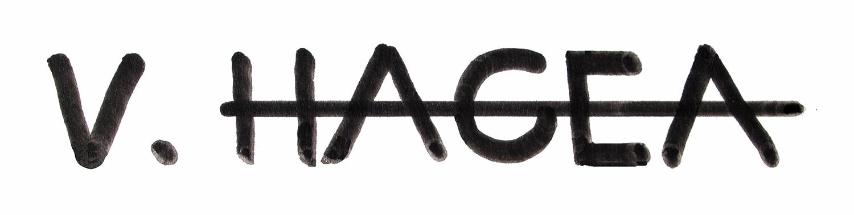 Victor Hagea's Signature