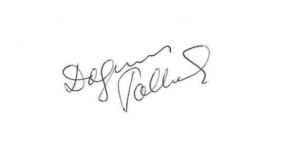 Dagmar Pollack's Signature