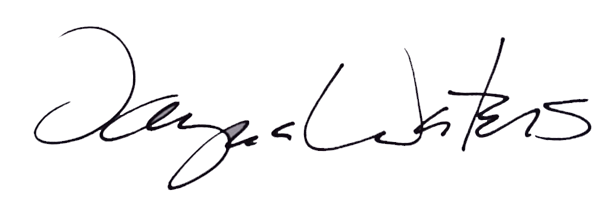 Jayna Waters's Signature