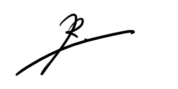 Ryuggie Tayong's Signature