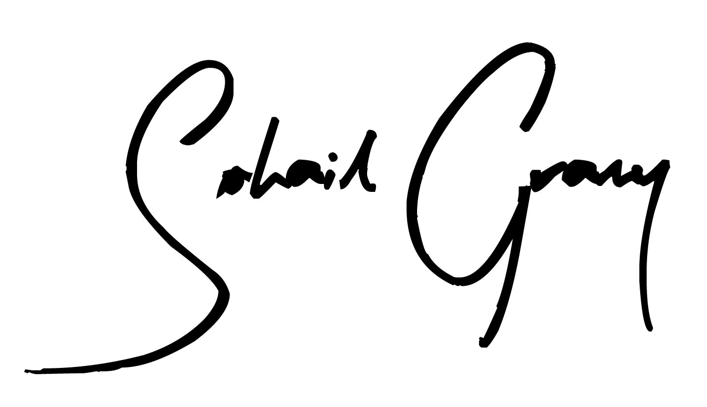 sohail gramy's Signature
