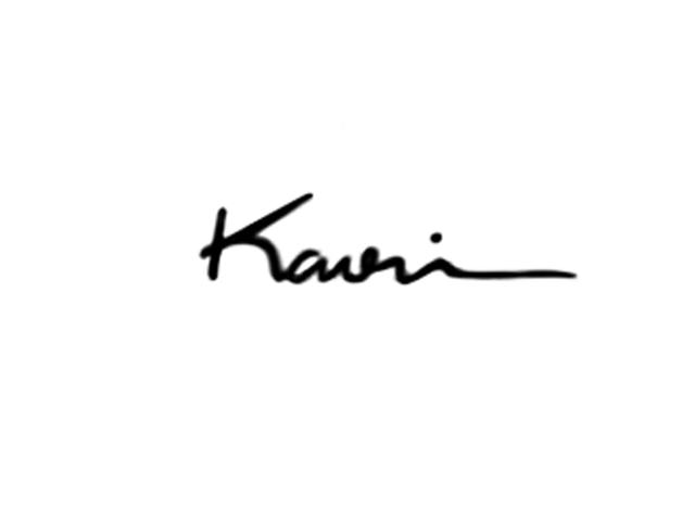 Kaori Misaki's Signature